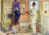 My Friends-The Carpenter and the Painter